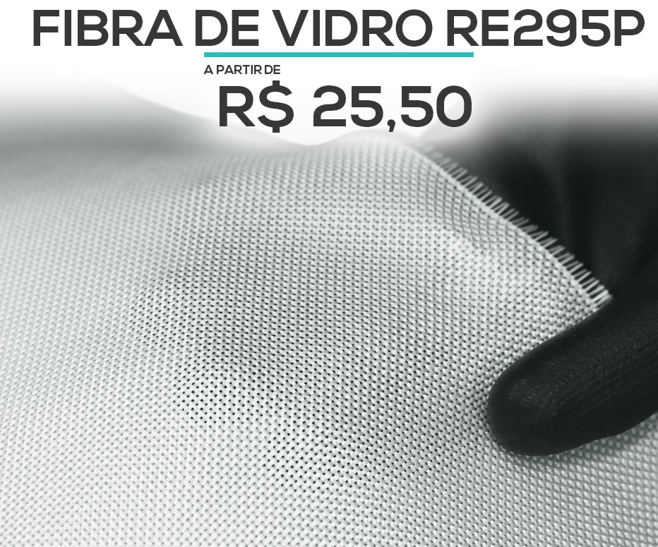 FIBRA DE VIDRO RE295P