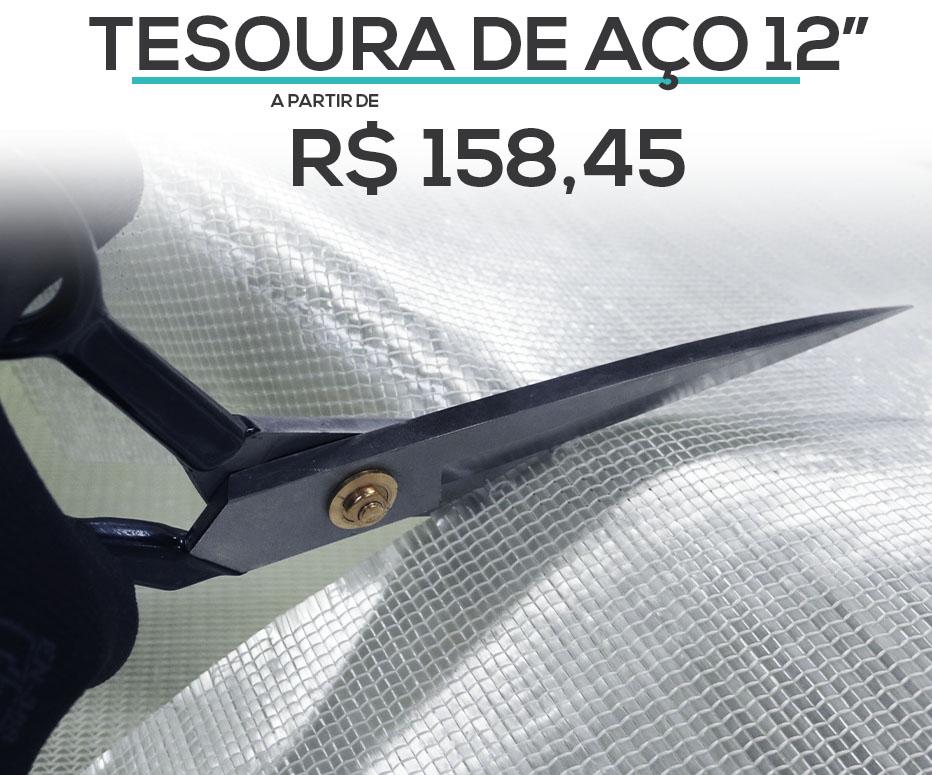 TESOURA DE AÇO