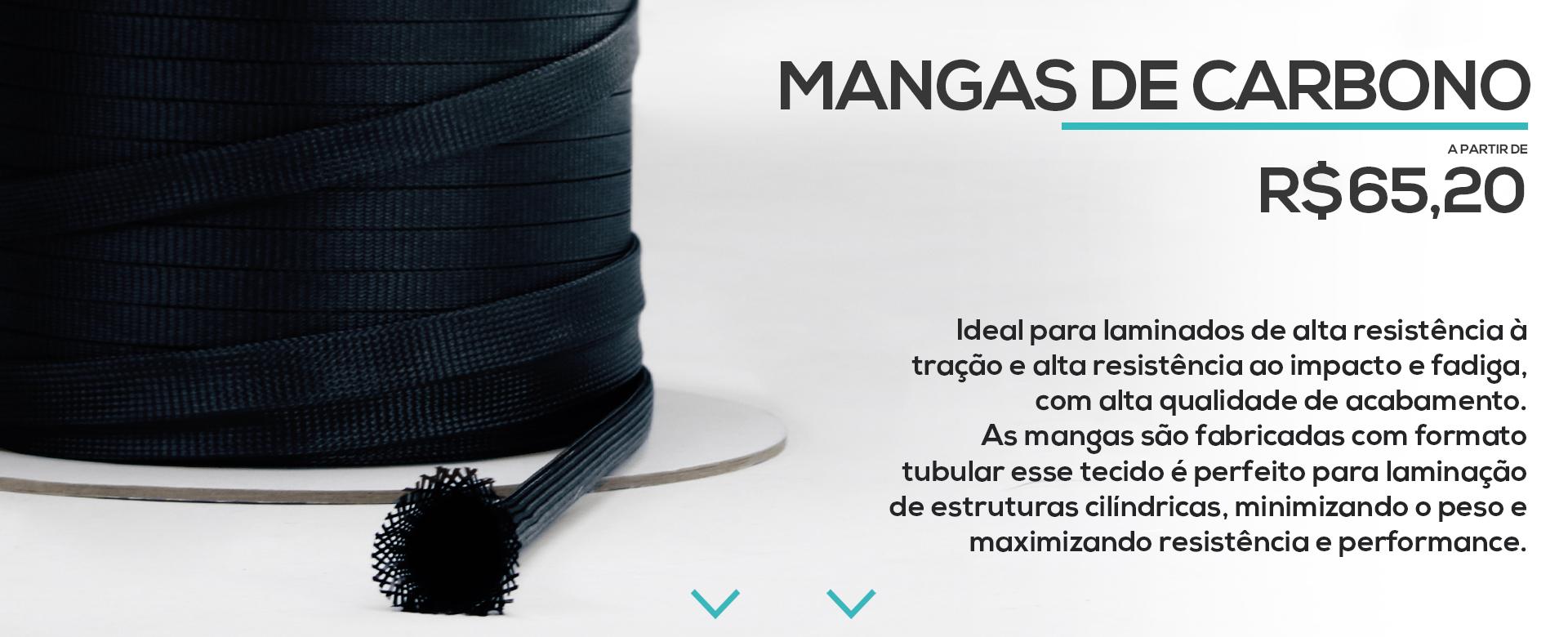 MANGAS DE CARBONO